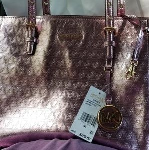 AUTHENTIC Michael Kors Voyager Tote♡